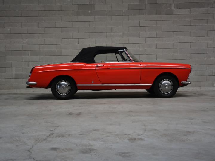 PEUGEOT PEUGEOT 404 INJECTION CABRIOLET 1966