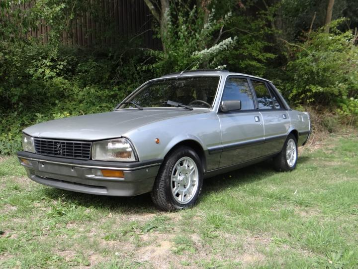 PEUGEOT 505 TURBO 2.2 INJECTION