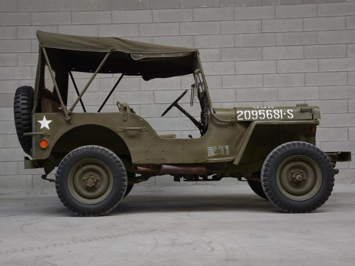 JEEP WILLY'S MB